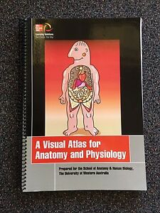 A Visual Atlas for Anatomy and Physiology Nedlands Nedlands Area Preview