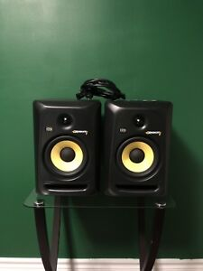 KRK Rokit 6 monitors