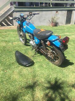 Honda xl 175