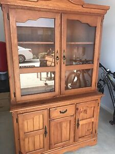 Heritage Teak buffet and hutch Thornlands Redland Area Preview
