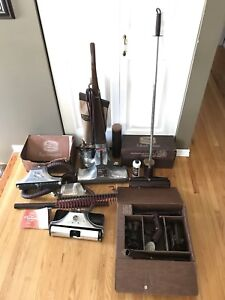 1977 KIRBY Classic Omega with original manual & MANY accessories
