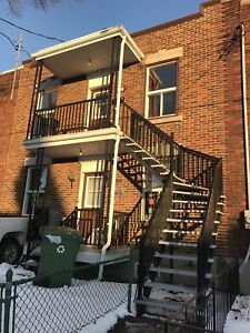 51/2 Upper Duplex for rent in Montreal (Lachine)