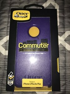 iPhone 6 Plus/6s plus otter box (brand new)