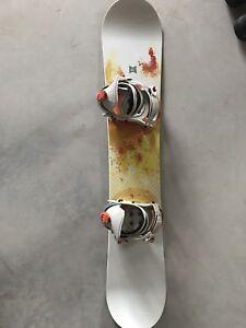 Snowboard Bindings Boots