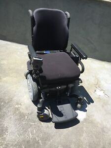 Quantum Electric Power Wheelchair