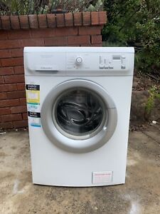 Eletrulox 7KG time manager front load washing machine