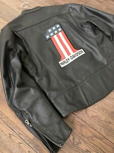 Harley-Davidson Easy Rider Leather Jacket Peter Fonda Edition