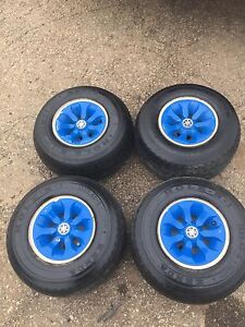 4 tires for a golf cart for sale