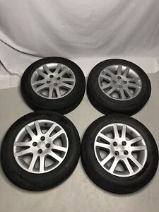 15 inch OEM Honda Wheels 185/65R15 Michelin