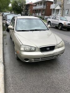 2003 Elantra Automatic Fully Equipped only 75000