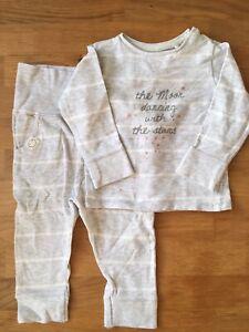 Organic Cotton pajamas - 74 cm / 6-9 months