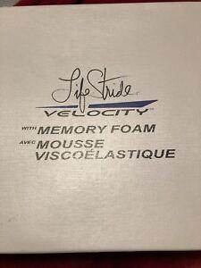 Life Stride memory foam flex ankle boot