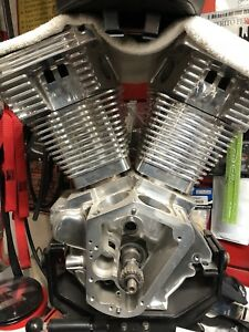 New Patrick racing billet engine