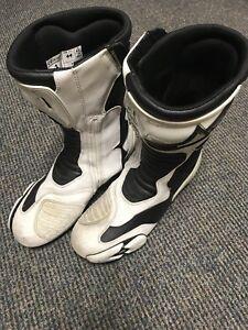 Alpinestars SMX5 Racing Boots Size 9.5/44