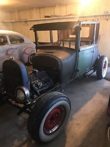 1926 T coupe hot rod