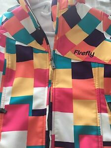 Girls firefly lined jacket large