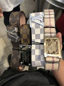 Luxury belts for the lows