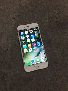 iPhone 6S silver 128gb unlock good condition Prospect Prospect Area Preview
