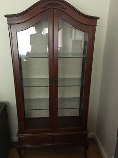 Crystal Cabinet