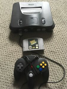 N64, Controller, Space Invaders