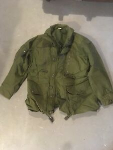 Canadian Forces jacket