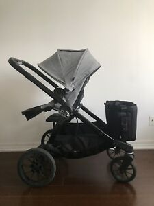 2018 baby jogger city select LUX