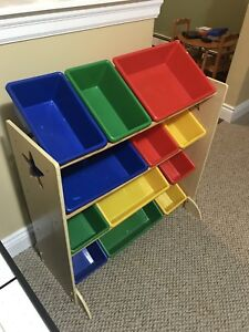 Children's - Sort It and Store It - Organizer