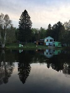 New price - Cottage on beautiful Lake Sesikinika