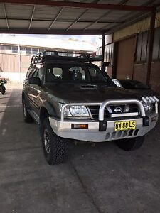 2003  Nissan patrol 3.0 diesel VERY LOW KM Denistone West Ryde Area Preview