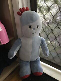 Igglepiggle stuffed kids toy