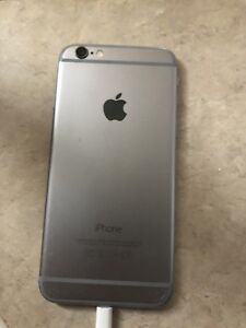 IPhone 6 unlocked *mint condition* charger + box