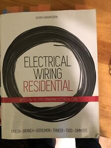 Wondrous Electrical Wiring Residential Great Deals On Books Used Textbooks Wiring Digital Resources Counpmognl