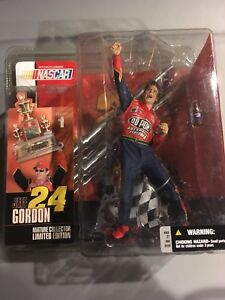 Jeff Gordon mcfarlane figures