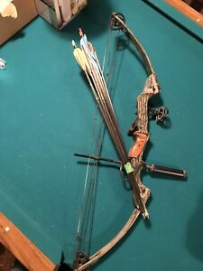 High country supreme bow/arrows etc for sale