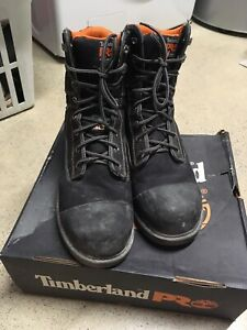 Timberland Work Boots (size11)
