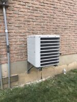 Furnace and AC installs or repair and diagnosis