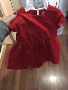 New with Tags Sparkly Dress 12 months $10