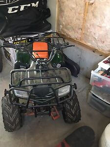 110 cc youth ATV