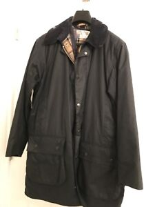 Barbour Border Jacket with Barbour liner. **Made in England **