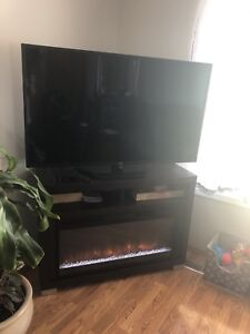 TV stand /Electric fireplace