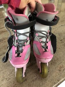 Kids rollerblades for size 2-4