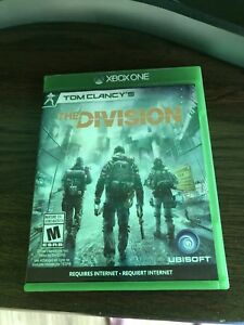 The Division - Xbox One game