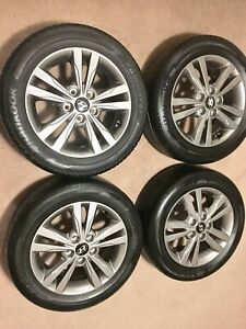 205/55/r16 tires and rims Hyundai
