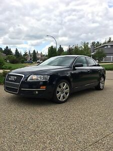2006 Audi A6 Quattro with Summer/WInter Wheels