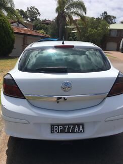 Holden Astra 05' Coupe