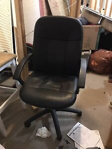 Small computer chair $40.  Airdrie.