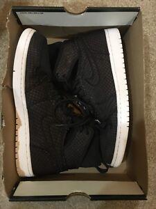 (Size 10.5) Ultra High Top Air Jordan 1s