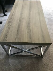 Beautiful Grey Coffee Table