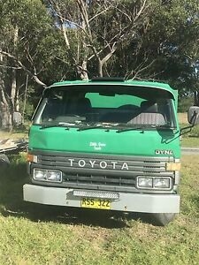 Toyota Dyna 400 Wandandian Shoalhaven Area Preview