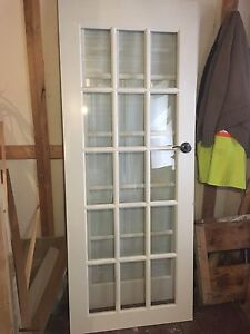 "32"" French door"